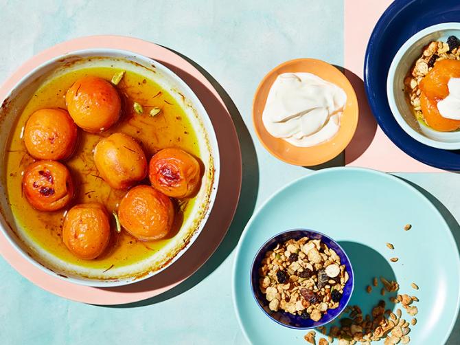 7 способов приготовить абрикосы
