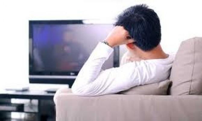 Телевизор мешает сексу