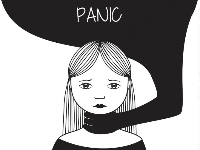 Что делать когда приступ панической атаки 3