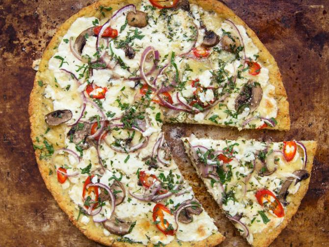 7 рецептов полезной пиццы