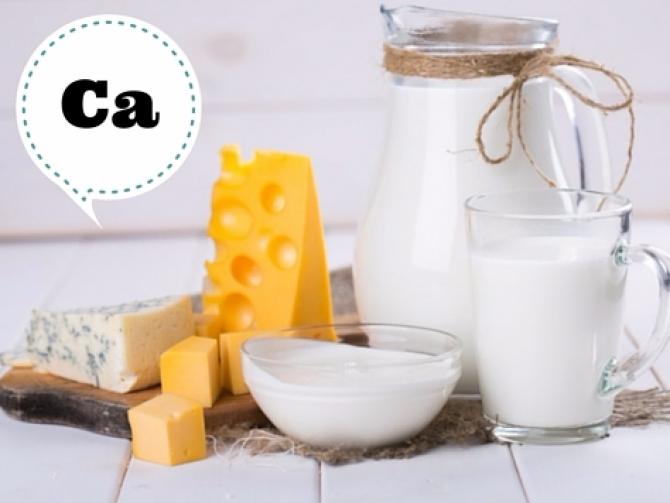 В каких продуктах содержится кальций и какова польза этого минерала?