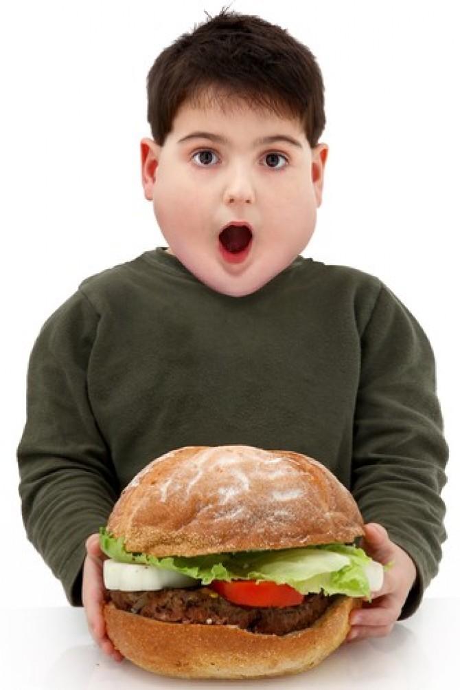 Детское ожирение: как с ним бороться?