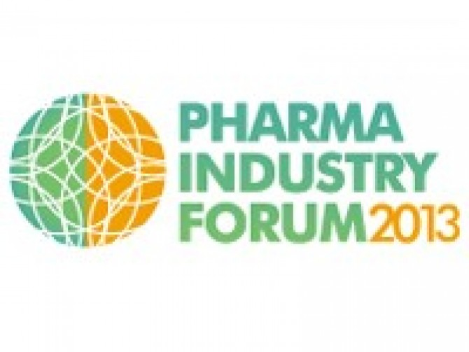 Pharma Industry Forum - 2013