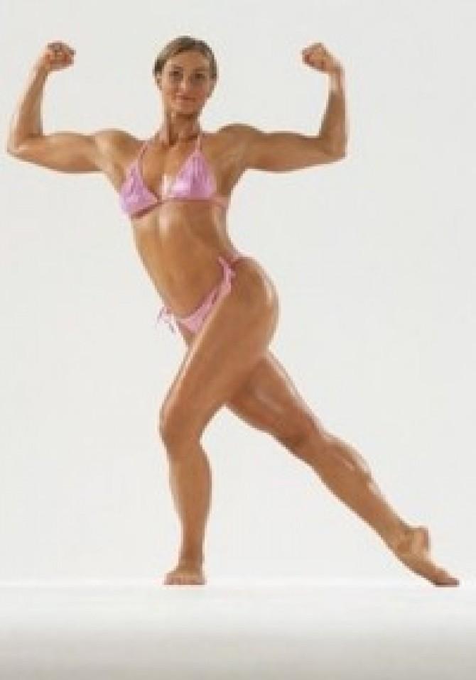 Стероиды женский бодибилдинг влияет ли на потенцию сустанон