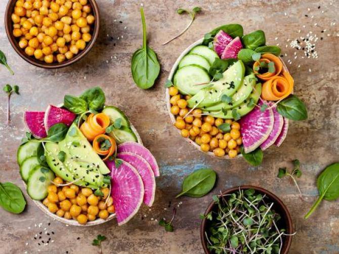 Вегетарианская диета. Что, зачем и почему.