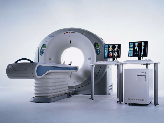 Живой секс через томограф