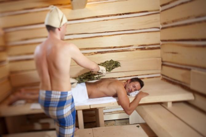 Можно ли посещать баню при псориазе