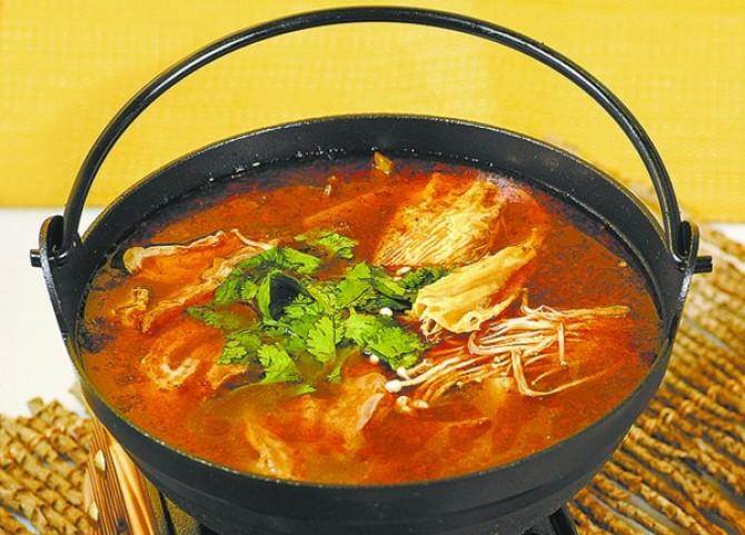 чат опытным острый суп рецепт с фото РФ, когда примут
