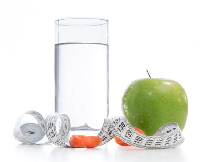 как похудеть на водной диете