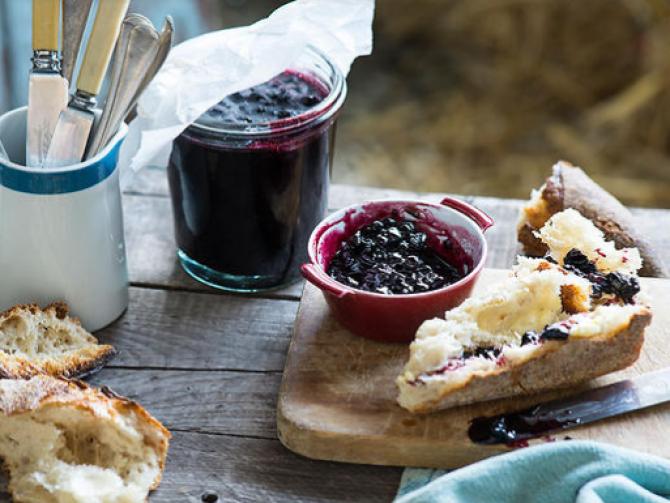 Варенье и джемы из черной смородины: лучшие рецепты