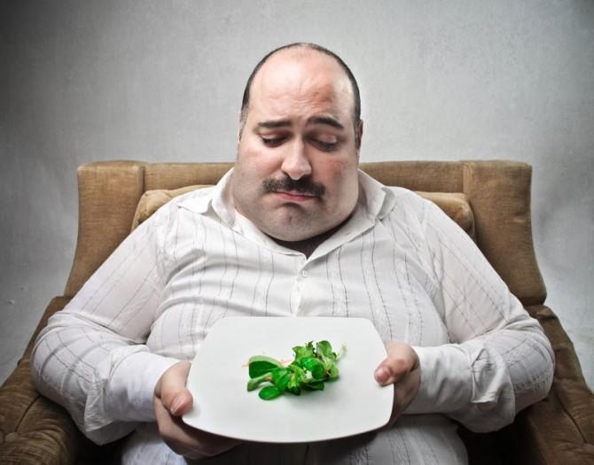 рацион питания при простатите