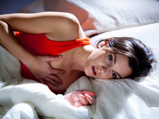 Во время секса чувство нехватки воздуха