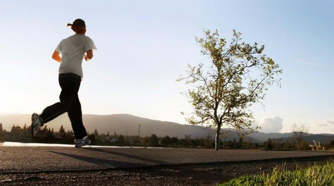 При каком весе можно бегать