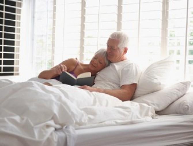 Секс в пожилом возрости