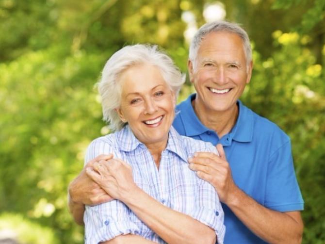 Сексуальная активность у пожилых
