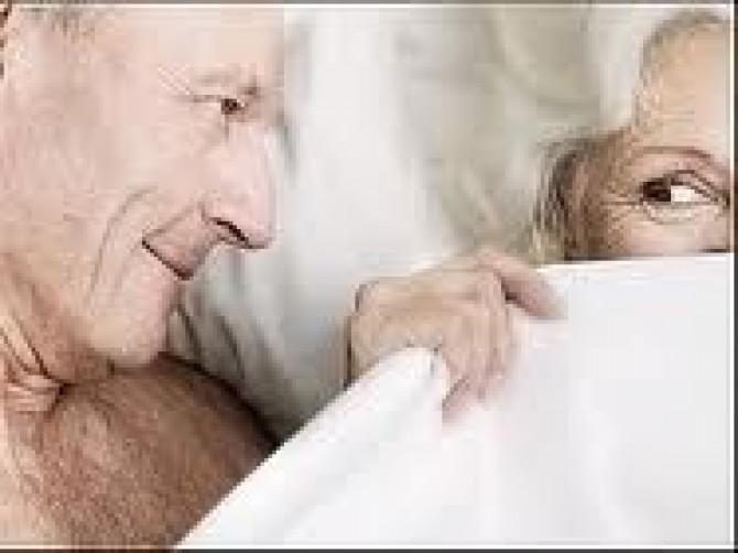 Сексу возраст не помеха