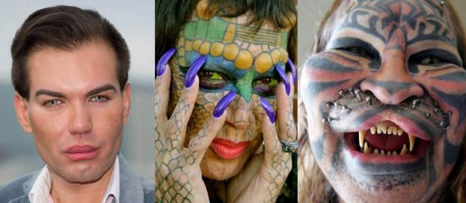 Парень сделал девушке дракона